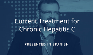Current treatment for chronic hepatitis C