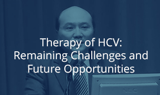 Therapy of HCV: Remaining Challenges and Future Opportunities