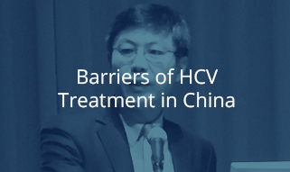 Barriers of HCV Treatment in China