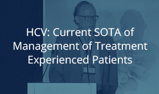 HCV: Current SOTA of Management of Treatment Experienced Patients