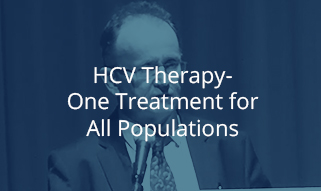 HCV Therapy-One Treatment for All Populations