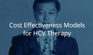 Cost Effectiveness Models for HCV Therapy