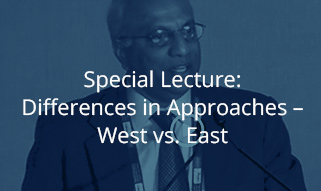 Differences in Approaches - West vs. East